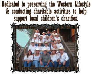 Goldfield Charities Ghostriders