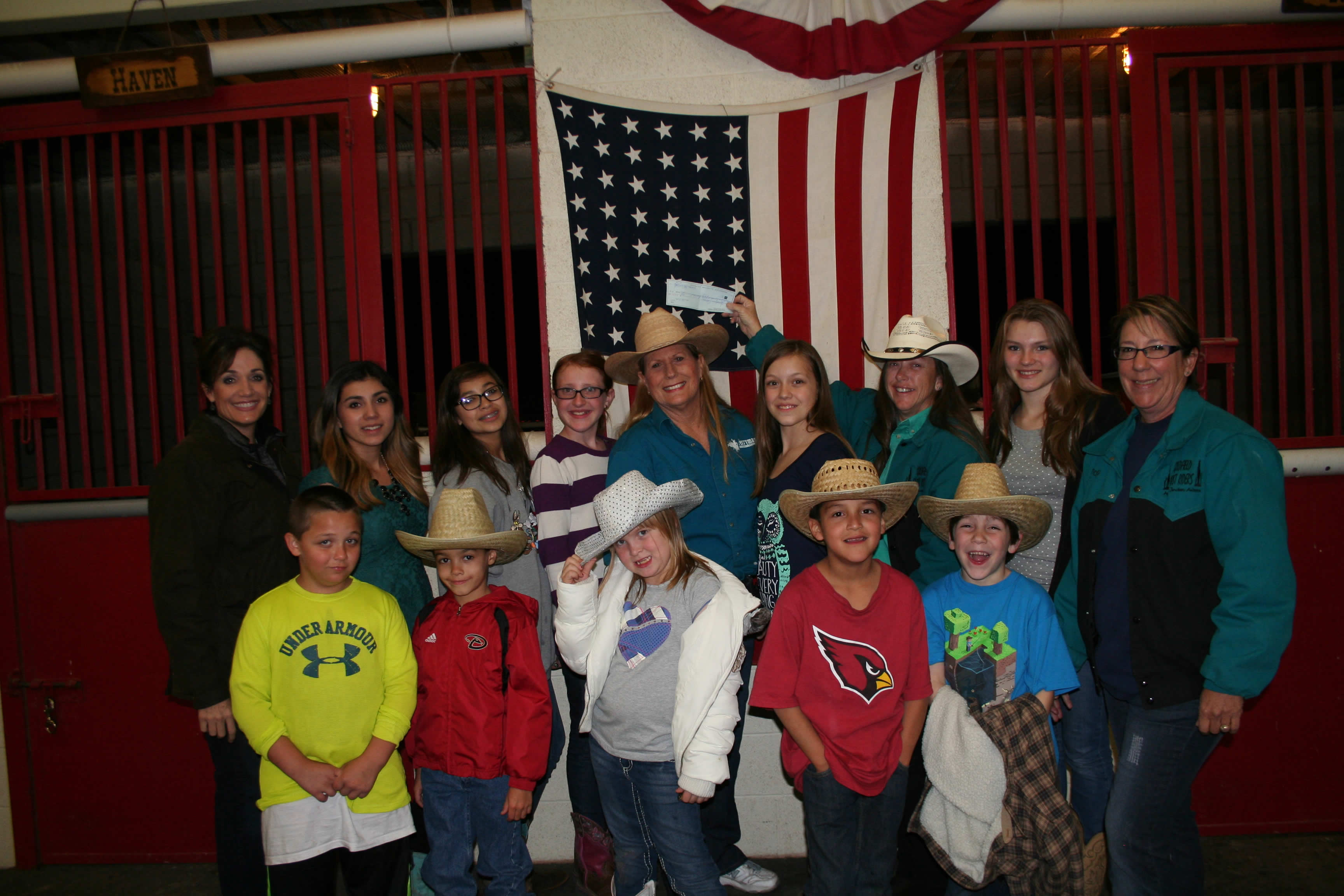 Goldfield Ghostriders Horse Riding Club